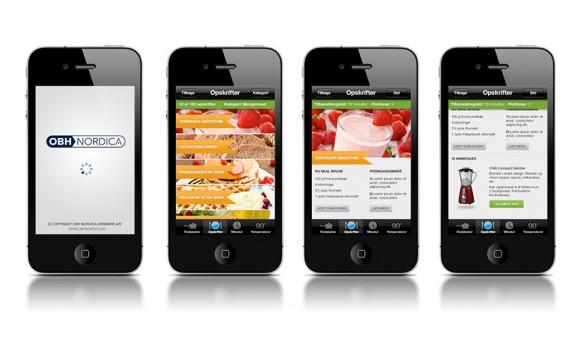 OBH Nordica - App oplæg